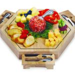 Bergamo Cheese Board Set by Picnic Plus