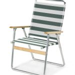 High Back Folding Chair by Telescope