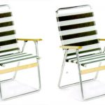 High Back Folding Chair by Telescope – Set of 2