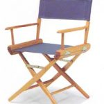 Telescope World Famous MESH Table Height Directors Chair