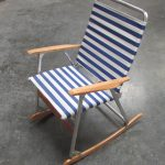 RETURN: High Back Folding Rocker by Telescope