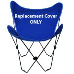 RETURN: Algoma Net Butterfly Chair Replacement Canvas – Royal Blue