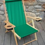 The Outer Banks Beach Chair by Blue Ridge Chair