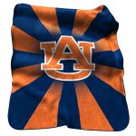 Auburn Raschel Throw