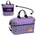 LSU DD Expandable Tote