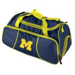 Michigan Athletic Duffel