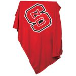 NC State Sweatshirt Blanket