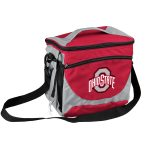 Ohio State 24 Can Cooler