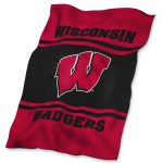 Wisconsin UltraSoft Blanket