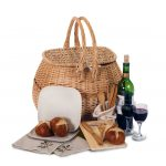 2 Person Eco Picnic Basket by Picnic Plus