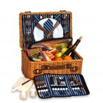 Wynberrie 4 person picnic basket by Picnic Plus