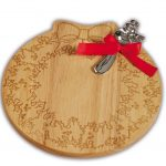 Wreath Cheese Board by Picnic Plus
