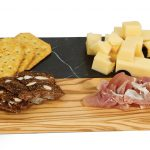 Noir Marble Cutting Board by Picnic Plus