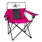 Breast Cancer Awareness Elite Chair