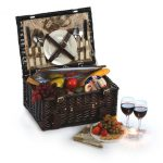 Copley Picnic Basket for 2 by Picnic Plus