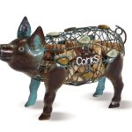 Wire Critter Cork Caddy by Picnic Plus