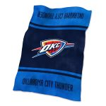 Oklahoma City Thunder UltraSoft Blanket
