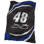 Jimmie Johnson UltraSoft Blanket