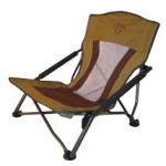 Crazy Legs Quad Beach/Festival Chair by Crazy Creek