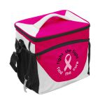 Breast Cancer Awareness 24 Can Cooler