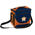 Houston Astros 24 Can Cooler
