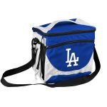 LA Dodgers 24 Can Cooler