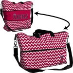Los Angeles Angels Chevron Expandable Tote