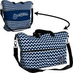 Milwaukee Brewers Chevron Expandable Tote