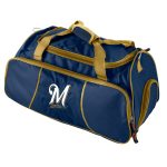 Milwaukee Brewers Athletic Duffel