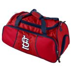 St Louis Cardinals Athletic Duffel