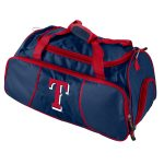 Texas Rangers Athletic Duffel