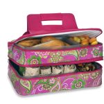 Entertainer Hot & Cold Food Carrier by Picnic Plus