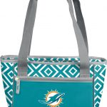 Miami Dolphins DD 16 Can Cooler Tote