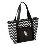 Chicago White Sox Chevron 30 Can Cooler Tote
