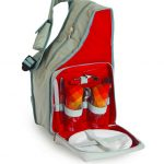 FIESTA  Slingback Picnic Set for 2 by Picnic Plus