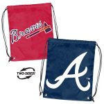 Atlanta Braves Doubleheader Backsack