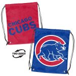 Chicago Cubs Doubleheader Backsack