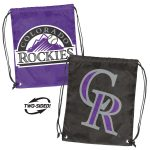 Colorado Rockies Doubleheader Backsack