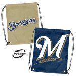 Milwaukee Brewers Doubleheader Backsack