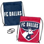 FC Dallas Red Doubleheader Backsack
