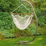 Algoma Net Cotton Rope Hanging Chair