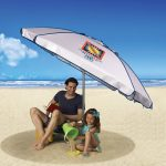 ExtremeShade Total Sun Block 8′ Umbrella Shelter