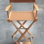 CLEARANCE: Gold Medal 30″ Classic Directors Chair with Sunbrella® Cover Set