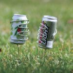 Set of 2 Beverage Handy Holders  by Picnic Plus
