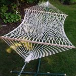 Algoma Net 11′ Cotton Rope Hammock NO STAND