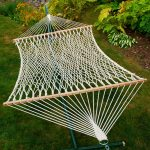 Algoma Net 13′ Cotton Rope Hammock NO STAND