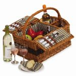 Largo Picnic Basket for 2 by Picnic Plus