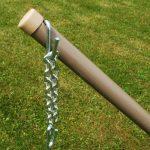 Algoma Net 15′ Solid Steel Hammock Frame