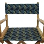 Limited Edition Directors Chair Replacement Canvas Cover – Retro