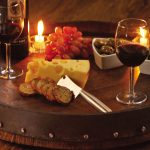 Quarter Barrel Lazy Susan by Picnic Plus